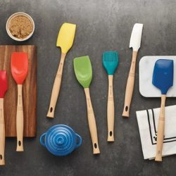 [Le Creuset] Not quite sure which brand of silicone cooking utensils to use?