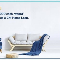 [Citibank ATM] Buying a new home?