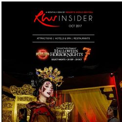 [Resorts World Sentosa] Scream your lungs out. It's Halloween Horror Nights 7 at Resorts World Sentosa