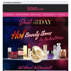 [SaSa ] 【Todays Special】Lancome Youth Activating Concentrate US$ 85.0