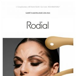 [RODIAL] For A Lit From Within Glow...