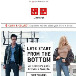 [UNIQLO Singapore] Let's get to the bottom of this.🔍