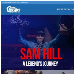 [Chain Reaction Cycles] Video - Sam Hill: A legend's journey