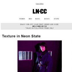 [LN-CC] Texture in Neon State