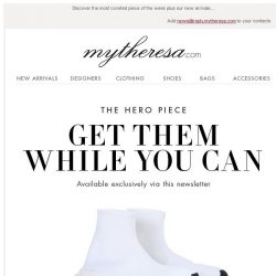 [mytheresa] Our ultimate hero piece: Balenciaga's Speed Trainer sneakers