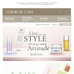 [COSME-DE.com] Stay In Style: Secret Of Personal Charm