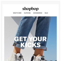 [Shopbop] The sneakers everyone's obsessed with