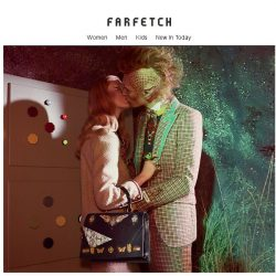 [Farfetch] Open for a special treat...