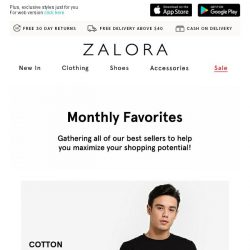 [Zalora] Have you seen these top selling styles?