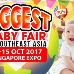 Singapore Expo: Biggest Baby Fair in Southeast Asia