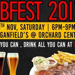 Morganfield's: All-You-Can-Eat Sticky Bones Spare Ribs, Crackling Pork Roast & More for $78 at Ribfest 2017