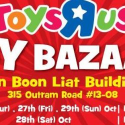 "Toys""R""Us: Toy Bazaar with Up to 80% OFF Toys from My Little Pony, Nerf, Peppa Pig & More"