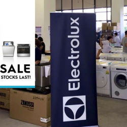 Electrolux: Family Sale with Up to 80% OFF Home Appliances