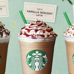 Starbucks: NEW Festive Beverages + Gold & Green Members Enjoy 15% OFF Storewide