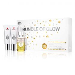 [Skinc Skin Supplement Bar] Let your skin glow as bright as the holiday lights with the Bundle of Glow Holiday Set: ✨ Pure Revival Peel (