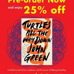 [Times bookstores] Last few days to enjoy 25% off pre-order!