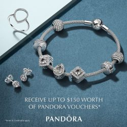 [Pandora Singapore] Let's face it, there's a shopaholic inside all of us and it's time to bring that inner