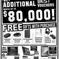 [Best Denki] Check out the deals we have for you this week at all BEST Denki retail stores & also our IT and