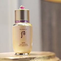 [The History of WHOO] Are you looking for the royal secret to a clean, contoured facial silhouette?
