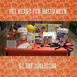 [The Collector] Get Ready for Halloween at The Collector !