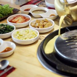 [SEORAE] Get FREE 4 rounds of steamed egg on grill for ordering Weekday or weekend Fiesta package.