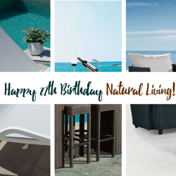 [Natural Living] Happy birthday Natural Living!