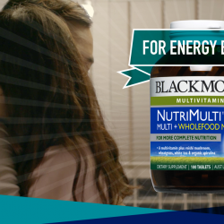 [Blackmores] Blackmores NutriMulti contains all the goodness you need for that extra boost of energy to bring the FeelGoodEffect back into