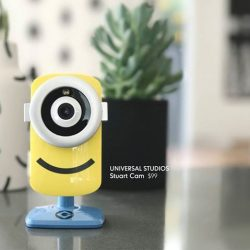[Mothercare] Let Stuart keep his eye on your favourite person!