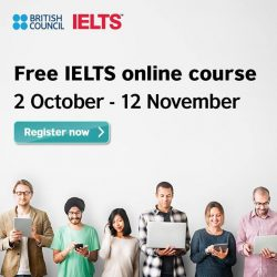 [British Council] Preparing for IELTS?
