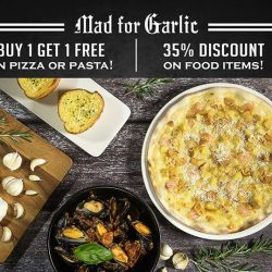 [Mad for Garlic] Hurry!