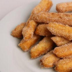 [Serenity Spanish Bar & Restaurant] Myth has it that Churros originated from Spanish shepherds centuries ago.