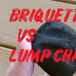 [BQ Mart] Difference between Lump Charcoal and Briquettes.