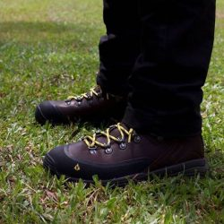 [Leeden Classic] Whether you are backpacking, bushwhacking or making the long trek walking, Vasque Erikkson Gore-Tex® hiking boots are the ideal