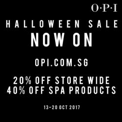 [O.P.I] SALE TILL THIS FRIDAY ONLY!