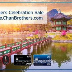[Citibank ATM] Enjoy 1-for-1 tours, child flies or travels FREE offers, up to $2000 OFF 2nd pax & more at Chan