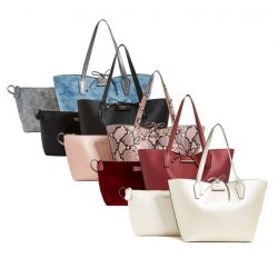 [GUESS Singapore] Your essential tote in all new colours.