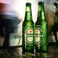 [Fred Perry] No Monday blues for us with drinks from Heineken at Fred Perry Subculture Live his Friday 13 October at Esplanade