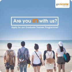 [NTUC Income Insurance] You're young, wild, and free – aside from travelling, there are other ways you can enrich yourself.