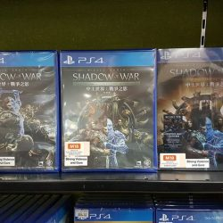[Mega Multimedia] NEW ARRIVALPS4/XBONEMiddle-Earth Shadow of WarVoucher - For price, availability or any enquiries, please contact us via