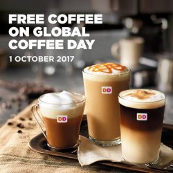 [Dunkin' Donuts Singapore] Good morning, Singapore!