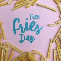 [L'entrecote] Come join us at Glasshouse by DHM (The Hereen, Orchard) for Free Fries Day on 11.