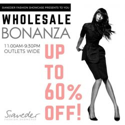 [Sianeder] Wholesale Bonanza @ all outlets now!
