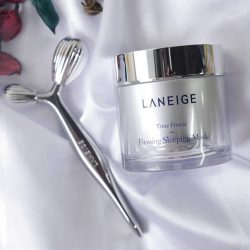 [Laneige] Time is unstoppable, so why should you be?