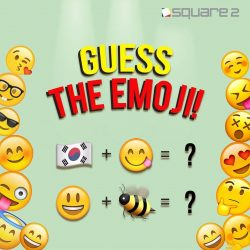 [Jollibee] Check out Square2's emoji contest in instagram.