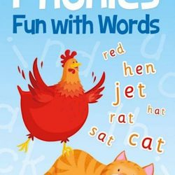 [Junior Page] Pull-the-Tab: Phonics - Fun With Words Susan Mayes$10.