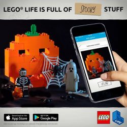 [LEGO] This Halloween, treat your young tricksters with some awesome build ideas and spooky challenges on LEGO Life.