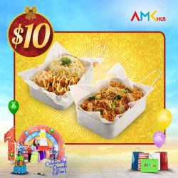 [AMK Hub] Foodfare, 03-12Treat your loved one to a tummy-filling date with bundle deals at Foodfare for only $10 (