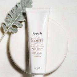 [Fresh] We are SOY glad to start off Saturday with our cult-favorite cleanser.