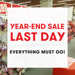 [FitFlop] LAST DAY AND EVERYTHING MUST GO!