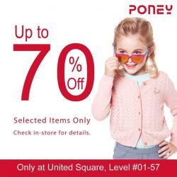 [PONEY enfants] Now you can save even more while shopping happily for your little ones!